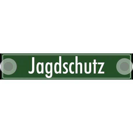 """Schilder """"Jagdschutz"""""""