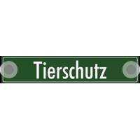 """Schilder """"Tierschutz"""""""