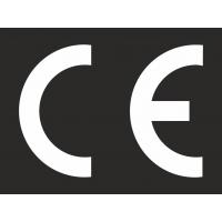 CE-Zeichen rechteckig schwarz