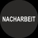 """Prüfplaketten mit dem Text """"Nacharbeit"""""""