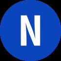 """Markierungsaufkleber """"Wechselstromnetz Neutralleiter"""""""