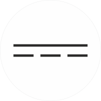 """Markierungsaufkleber """"Gleichstrom"""" (weiß)"""