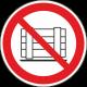 """Schilder """"Abstellen oder Lagern verboten"""""""