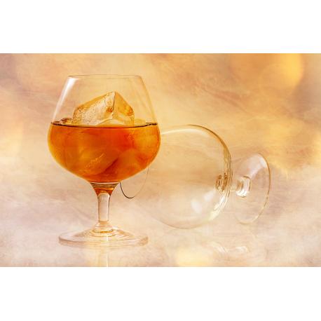 Foto auf Plexiglas - Brandy Alkohol