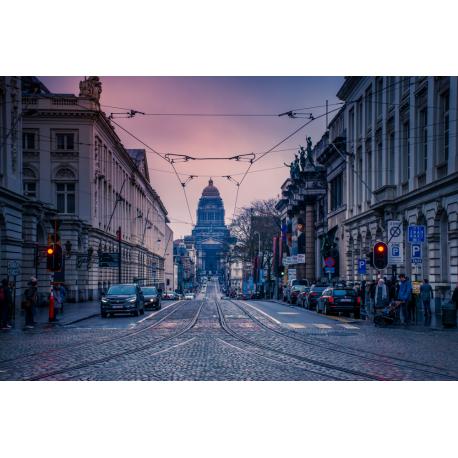 Foto auf Plexiglas -  Brüssel
