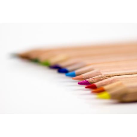 Foto auf Plexiglas - Bleistifte