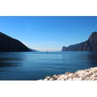 Foto auf Plexiglas - Gardasee