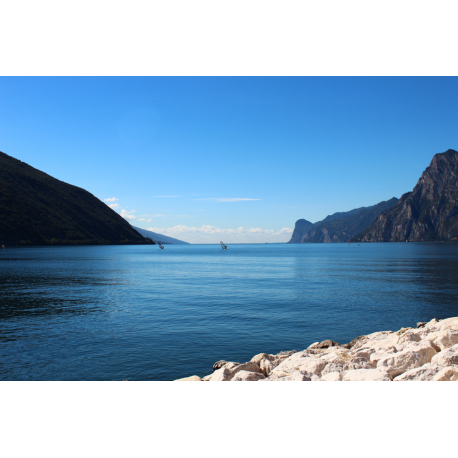 Foto auf Plexiglas - Garda