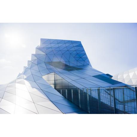 Foto auf Plexiglas - Glazen Architectuur