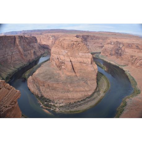 Foto auf Plexiglas - Horseshoe Bend