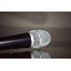 Foto auf Plexiglas - Mikrofon