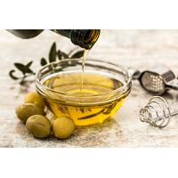 Foto auf Plexiglas - Olivenöl