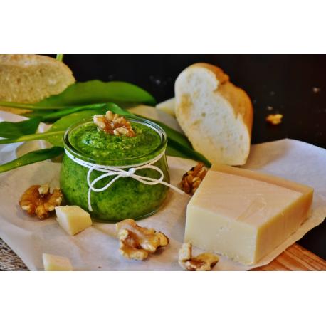 Foto auf Plexiglas - Pesto