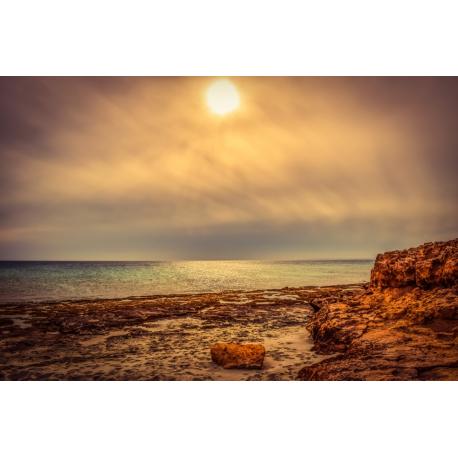 Foto auf Plexiglas - Küste