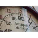 Foto auf Plexiglas - Uhr