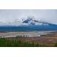 Foto auf Plexiglas - Besneeuwde Bergen