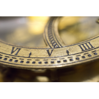 Foto auf Plexiglas - Kompass