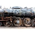 Foto auf Plexiglas - Lokomotive