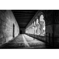 Foto auf Plexiglas - Kloster