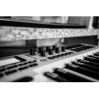 Foto auf Plexiglas - Musik