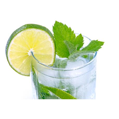 Foto auf Plexiglas - kaltes Getränk