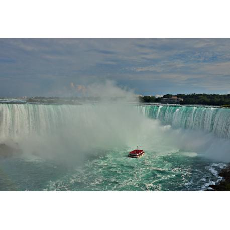 Foto auf Plexiglas - Niagara