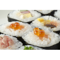 Foto auf Plexiglas - Sushi