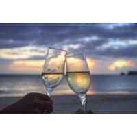 Foto auf Plexiglas - Gläser