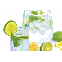 Foto auf Plexiglas - Mineralwasser