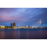 Foto auf Plexiglas - Rotterdam