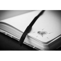Foto auf Plexiglas - Notizbuch