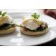 Foto auf Plexiglas - Frühstück