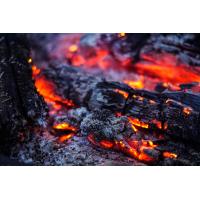 Foto auf Plexiglas - Feuer