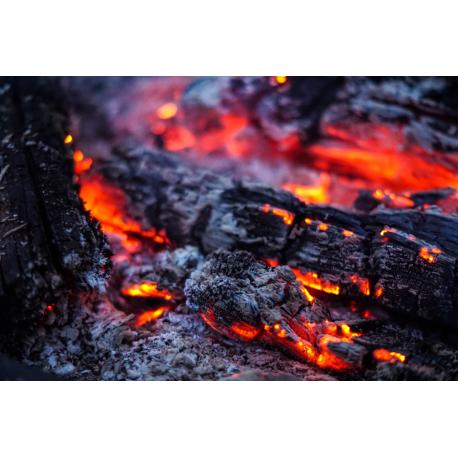 Foto auf Plexiglas - Carbon