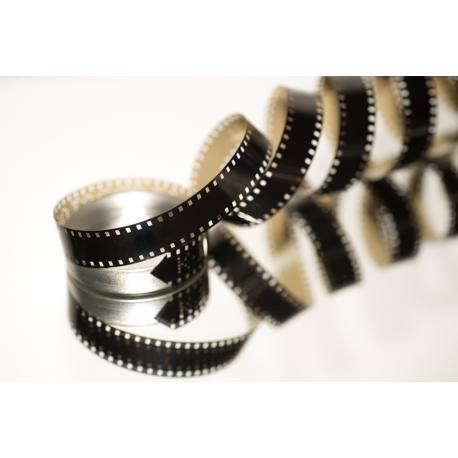 Foto auf Plexiglas - Filmrolletje