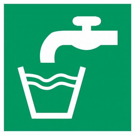 """Schilder """"Trinkwasser"""""""