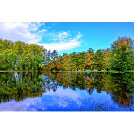 Foto auf Plexiglas - Landschaft