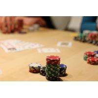 Foto auf Plexiglas - Poker