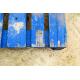 Foto auf Plexiglas - Palette im Sand