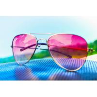 Foto auf Plexiglas - Sonnenbrille
