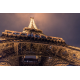 Foto auf Plexiglas - Eiffelturm