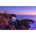 Foto auf Plexiglas - Leuchtturm