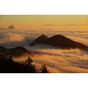Foto auf Plexiglas - Berge