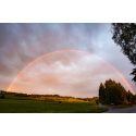 Foto auf Plexiglas - Regenbogen