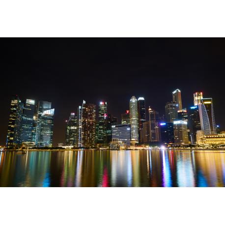 Foto auf Plexiglas - Singapur
