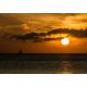 Foto auf Plexiglas - Zonsondergang