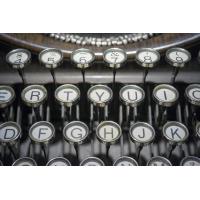 Foto auf Plexiglas - Schreibmachine