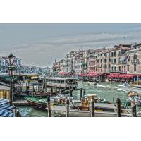 Foto auf Plexiglas - Venetien