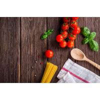 Foto auf Plexiglas - Spaghetti