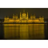 Foto auf Plexiglas - Budapest